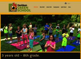davidsongreenschool.org