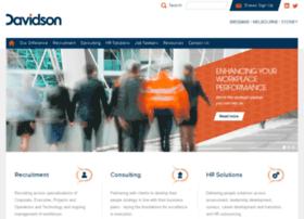 davidsonrecruitment.com.au