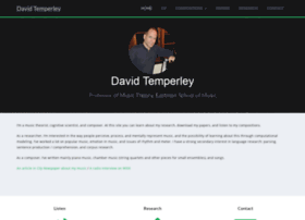 davidtemperley.com
