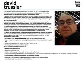 davidtrussler.net