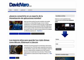 davidvaro.com