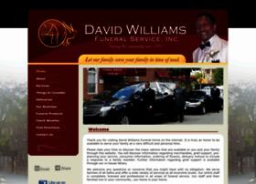 davidwilliams-funeralservice.com