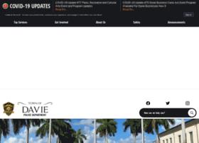daviepolice.com