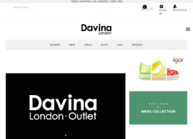 davinashoes.co.uk