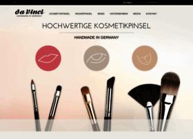davinci-kosmetikpinsel.de