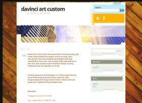 davinciartcustom.wordpress.com