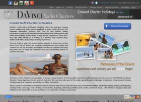 davincicharters.com