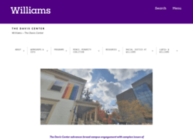 davis-center.williams.edu