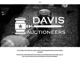 Davisauctioneers.com