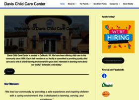 davischildcare.com