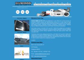 daviscomms.com.sg