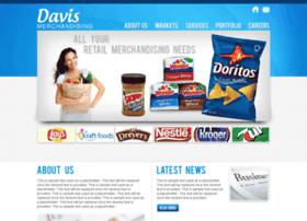 davismerchgroup.com
