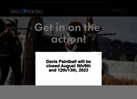 davispaintball.com