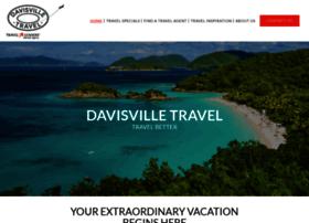 davisvilletravel.com