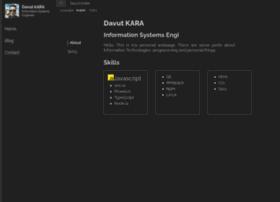 davutkara.com