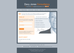 davyjonesconsultancy.co.uk