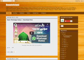 dawateislami-global.blogspot.com