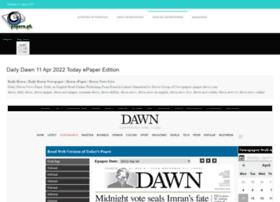 dawn.epapers.pk