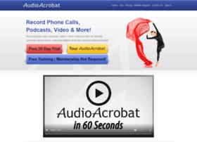 dawnajones.audioacrobat.com