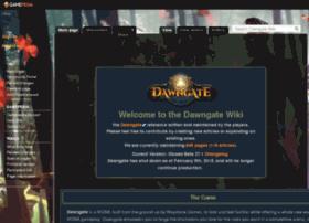 dawngate.gamepedia.com