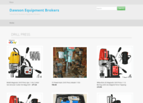 dawsonequipmentbrokers.com