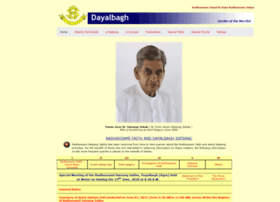 dayalbagh.org