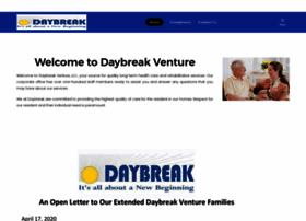 daybreakventure.com