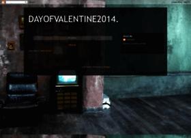 dayofvalentine2014.blogspot.com