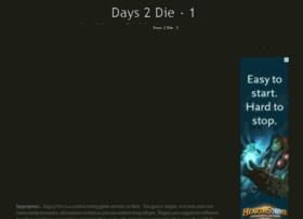 days2die.info