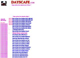 dayscafe.com