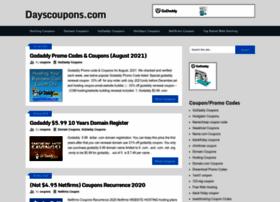 dayscoupons.com