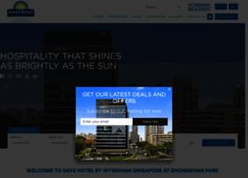dayshotelsingapore.com