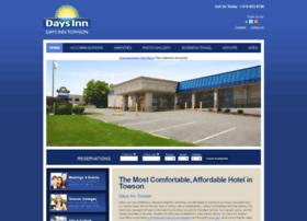 daysinntowson.com