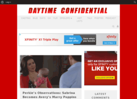 daytimeconfidential.zap2it.com