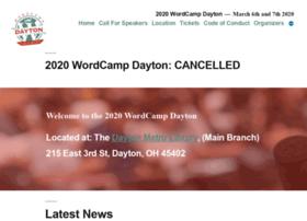 dayton.wordcamp.org