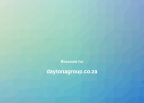 daytonagroup.co.za