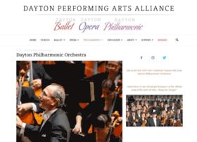 daytonphilharmonic.com