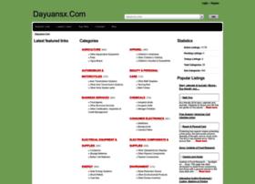 dayuansx.com