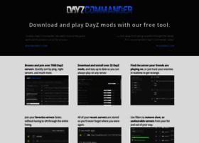 dayzcommander.com