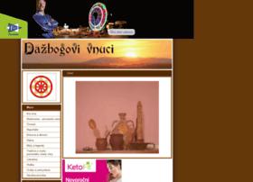 dazbogovivnuci.estranky.sk