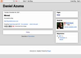 dazuma.blogspot.com