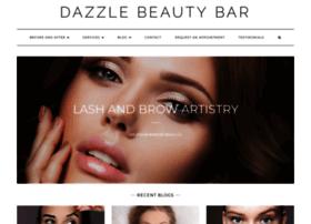 dazzlebeautybar.com