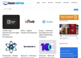 dazzleinfotech.com