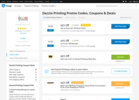 dazzleprinting.bluepromocode.com