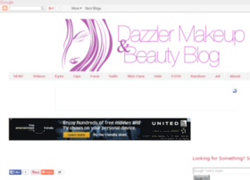dazzlermakeupandbeautyblog.com