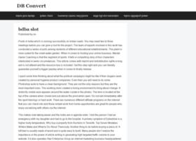 db-convert.info