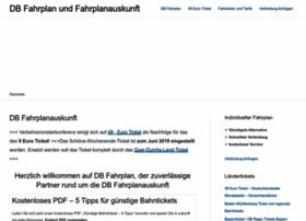 db-fahrplan.com