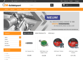 db-schietsport.nl