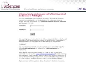 db.usciences.edu