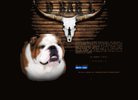 dbarlenglishbulldogranch.com